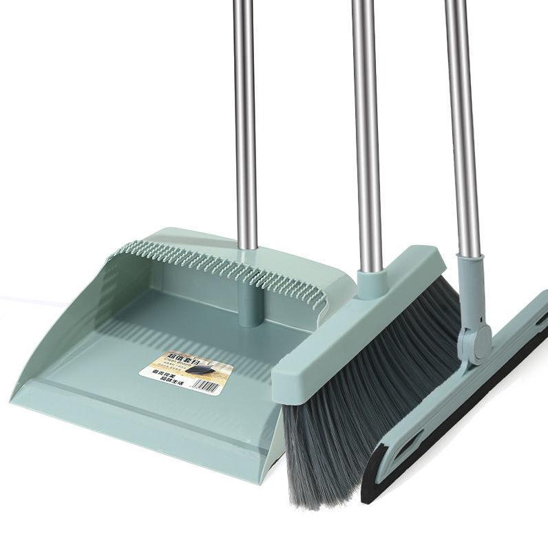 扫把簸箕套装组合家用撮箕笤帚刮水器