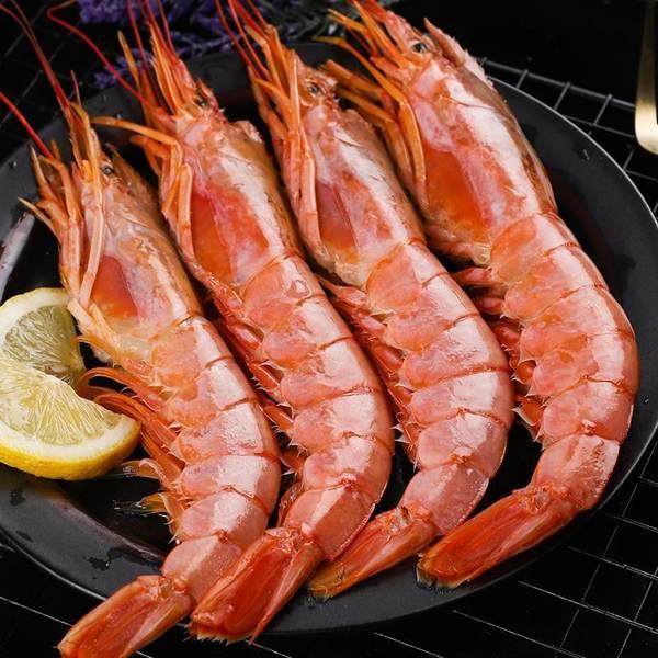 海延福 L2 阿根廷红虾 2斤  天猫优惠券折后¥69包邮(¥99-30)