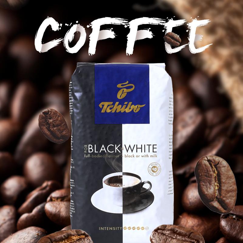 (过期)DEHU海外专营店 Tchibo奇堡德国原装咖啡粉1000g 券后42.0元包邮