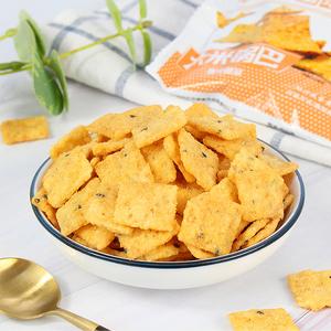 狗牙儿大米锅巴整箱吃货零食可以吃很久的零食休闲食品办公室零食