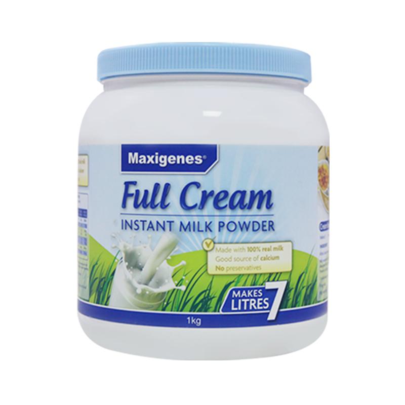 澳洲蓝胖子牛奶粉成年女士无糖高钙中老年