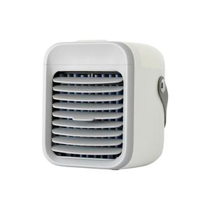 USB充电迷你小空调扇便携式桌面办公室冷风机小型宿舍车载雾化用