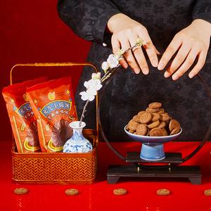 【拍五件】红茶拿铁日式小饼干