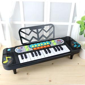 儿童电子琴音乐玩具初学入门宝宝钢琴早教可弹奏益智1-2-3-6周岁