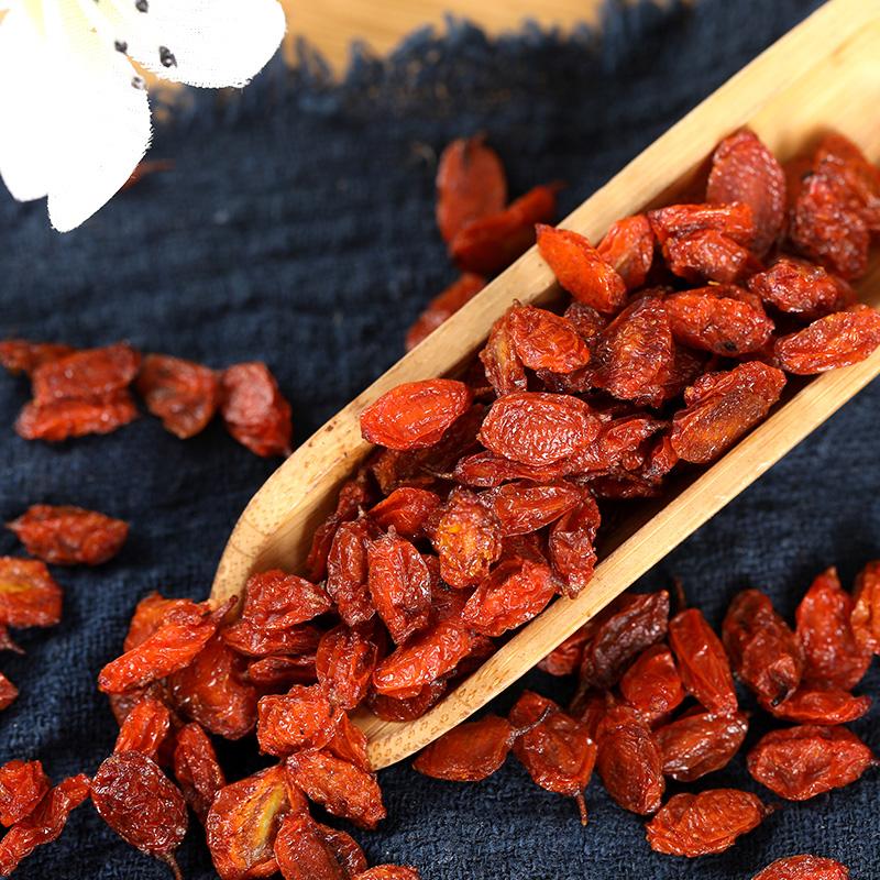 新货沙棘干果颗粒果干新疆特产野生500g干果沙棘原浆能量油膏