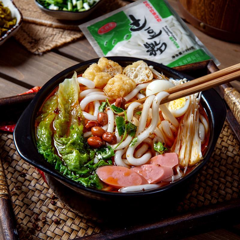 砂锅土豆粉300g*8袋东北麻辣烫酸辣螺蛳粉云南过桥米线火锅食材-给呗网