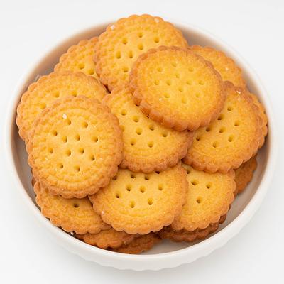 【脆甜惠】海盐味日式小圆饼800g