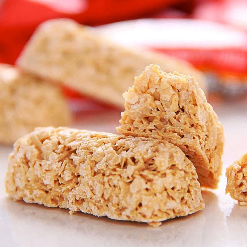 网红高颜值儿童好吃的抖音小零食燕麦巧克力糖果批发大礼包便宜