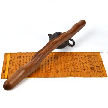 鼎养颜家用按摩棒怎么样?美容院擀筋棒 榉木材质刮痧全身通用