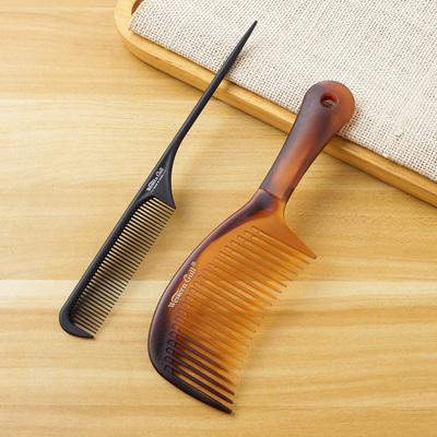 女士专用梳子家用大齿梳细齿梳防宽齿梳静电网红款长发卷发梳脱发