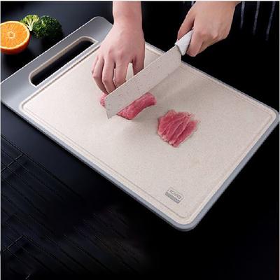 菜板家用防霉抗菌防滑塑料砧板占板水果粘板切菜板厨房案板刀板