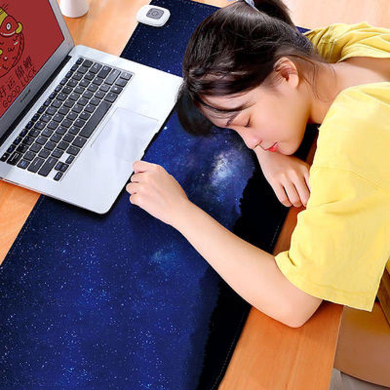 加热鼠标垫办公室发热桌垫加热垫加热桌垫大号电热垫办公桌暖桌垫