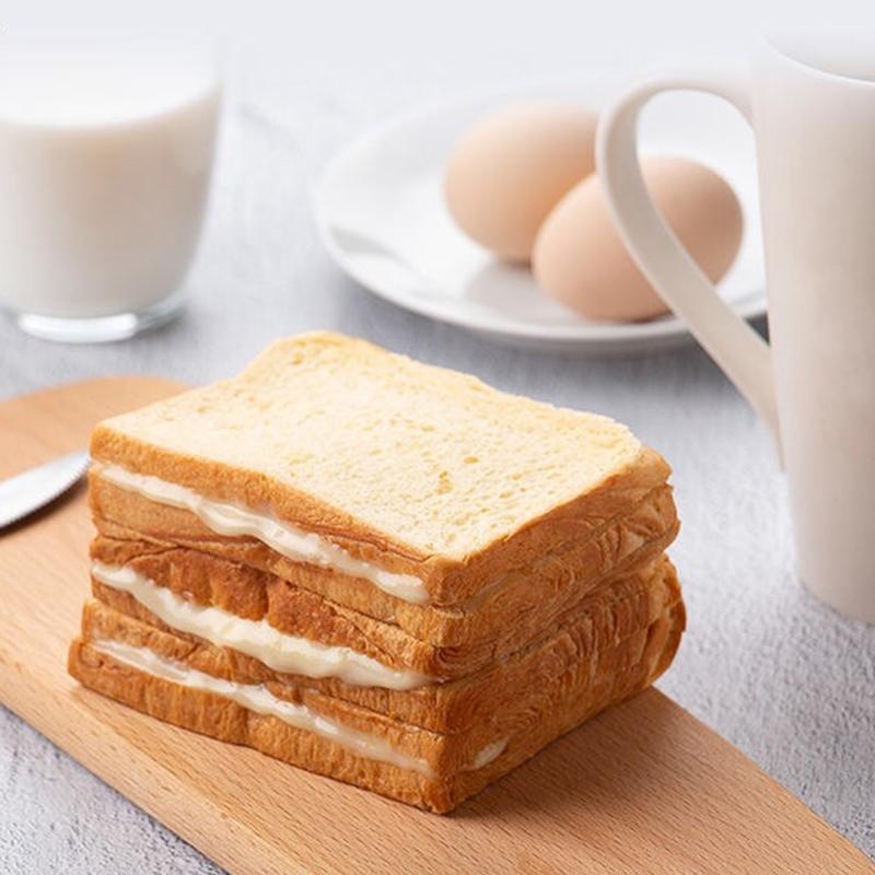 面包新语 乳酸菌吐司面包 800g