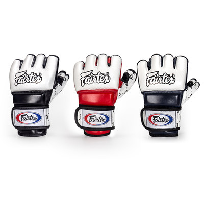 FAIRTEX Thailand Feltis FGV17 Dynamic Gloves MMA Finishing Boxing Training Beats