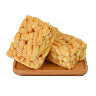 王府糖醇沙琪玛粗粮萨其马蛋酥食品中老年人零食糕点早餐代餐小吃