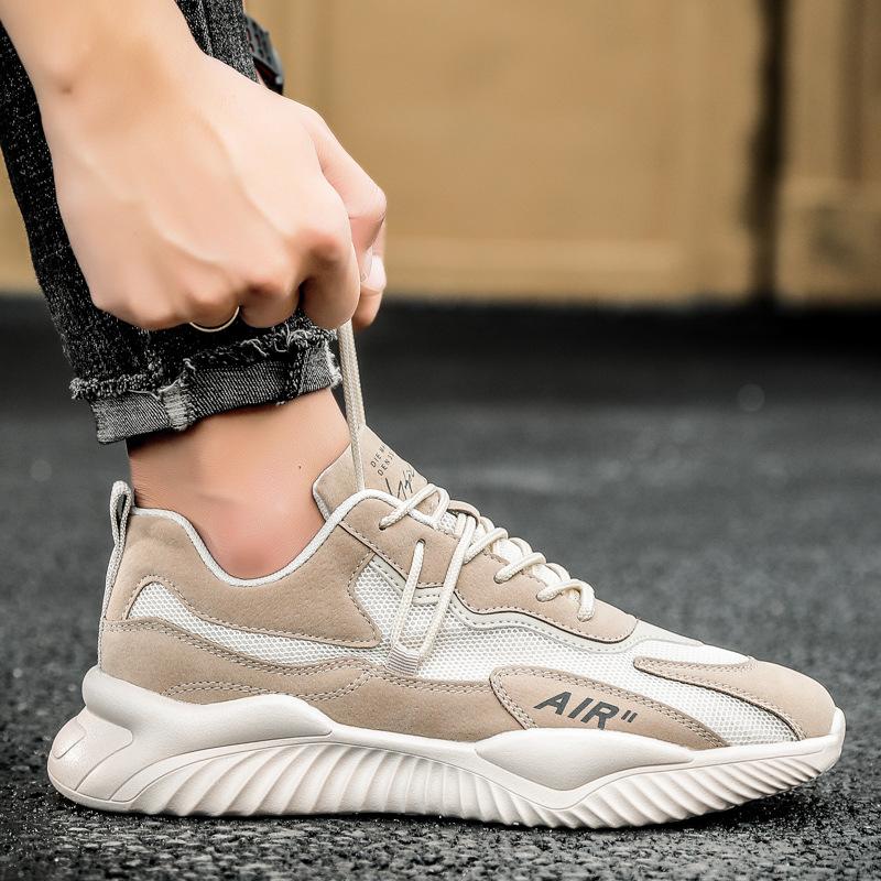 男士运动鞋百搭休闲鞋跑步鞋老爹鞋休闲男鞋