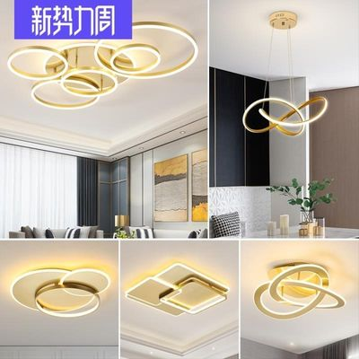 Kitchen lamp girl Nordic chandelier living room lamp branch lamp dormitory KTV set bar table lamp dining chandelier 6 simple