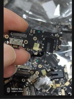 Meizu 16th plus 16s 16xs 16 pro 16x t оригинал заглушка пластинка материнская плата кабель зарядка, цена 614 руб