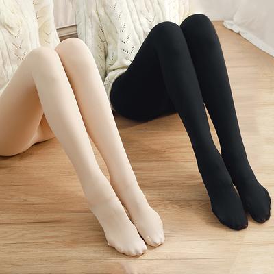 秋冬打底裤连袜踩脚光腿神器可外穿