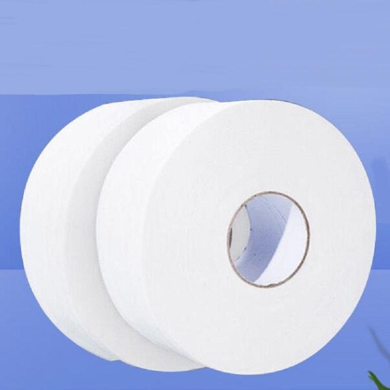 大卷纸厕纸整箱大盘�u纸厕所卫生间卷筒纸酒店商用大卷纸卫生纸b