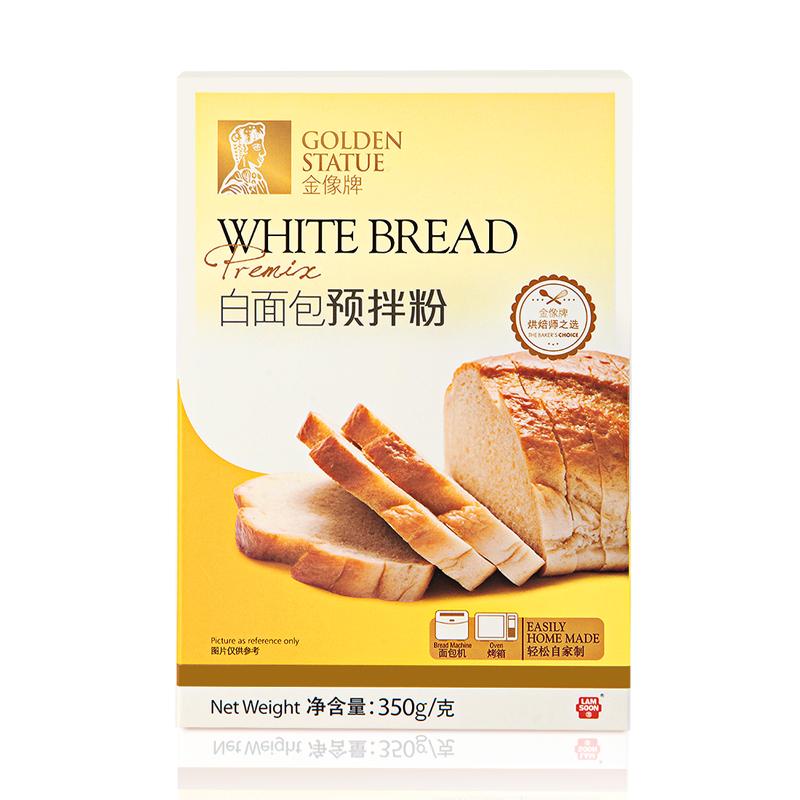 【金像牌】牛奶味面包预拌粉350g