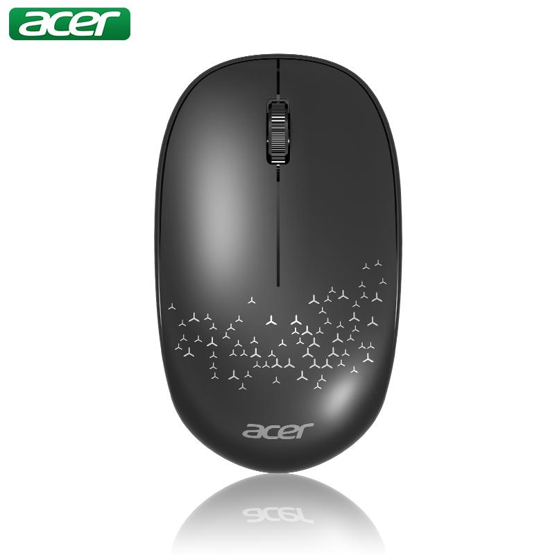(过期)宏碁嘉美华成专卖店 【Acer/宏碁】无线蓝牙静音鼠标 券后14.9元包邮