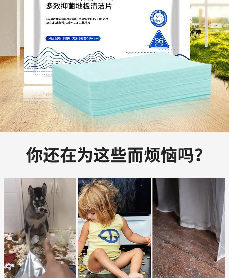 日本地板清洁片1袋*36片