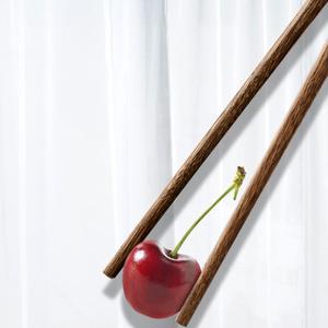 火锅专用筷子炸油条的无漆无蜡实木公筷