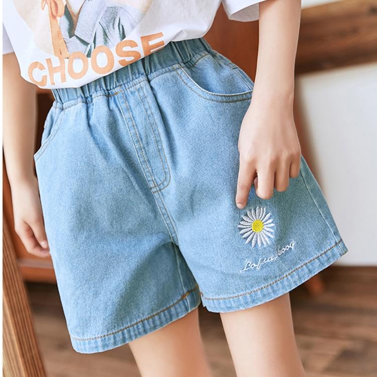 【100-160厘米】儿童牛仔短裤热裤