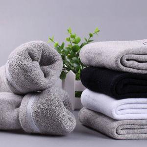 居家日用冬季毛袜子男加厚棉袜男士中筒保暖
