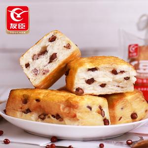 【第二件2元】友臣红豆面包840克