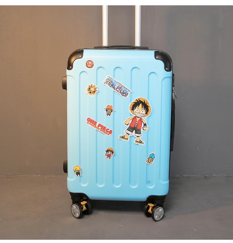 行李箱女男拉桿密码旅行皮箱子万向轮寸小型网红韩版学生详细照片
