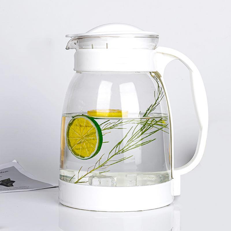 家用凉水壶冷水壶玻璃水壶大容量耐温茶壶