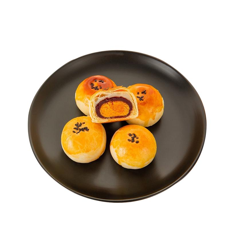 【汇聚广西】雪媚娘蛋黄酥