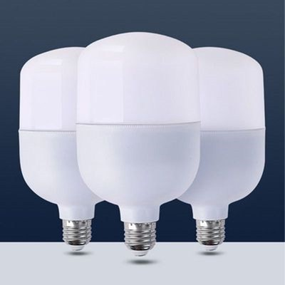 led灯泡超亮节能灯 商用家用e27螺口led球泡灯 护眼led大功率灯泡