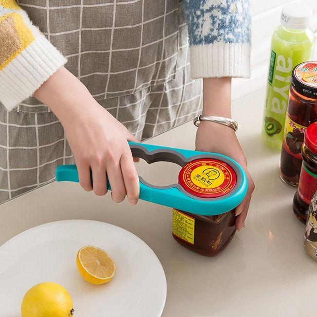 开罐器手动安全开罐头罐子开瓶器简易操作