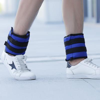 男女沙袋绑腿负重跑步运动健身儿童学生绑手绑脚舞蹈康复锻炼沙包
