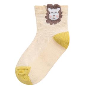 【5双】品质纯棉夏季透气儿童袜子