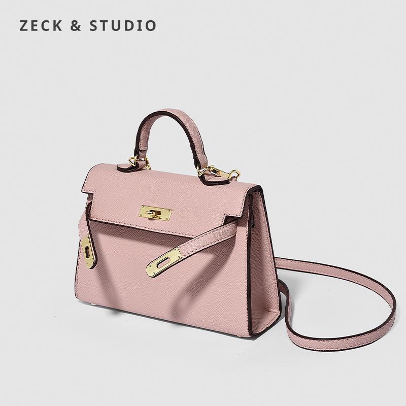 ZECK今年流行小包包女夏2021新款潮百搭单肩手提高级感斜挎凯莉包