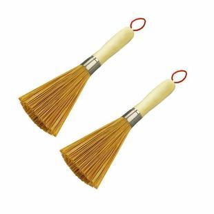 天然竹刷锅刷洗锅竹刷把刷锅老式竹刷子刷锅刷子洗锅刷洗碗刷