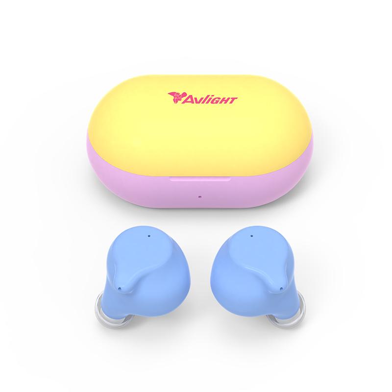 爱浪ALP002真无线蓝牙耳机入耳式迷你音乐运动游戏降噪2021年新款