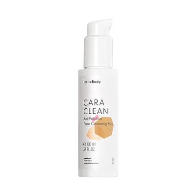 hellobody卡拉清洁卸妆洗颜乳洁面膏洗面奶女温和油皮保湿桃花德