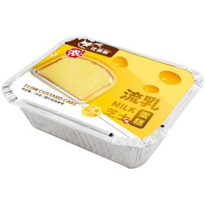 流乳蛋糕营养常温早餐代餐面包