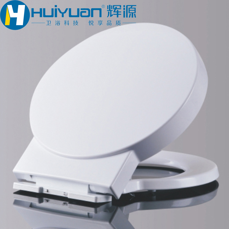 Stupendous Usd 46 91 Huiyuan Thickened Normal Round Toilet Cover Mute Beatyapartments Chair Design Images Beatyapartmentscom