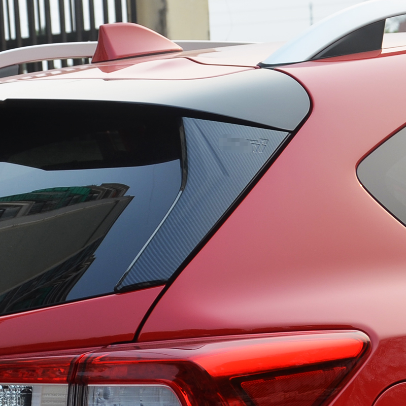 Ốp hai bên cột đuôi lướt gió xe  Subaru  2018- 2020 - ảnh 3