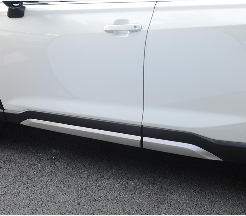 Ốp cản trước sau và nẹp sườn Subaru Forester 2019- 2020 - ảnh 26