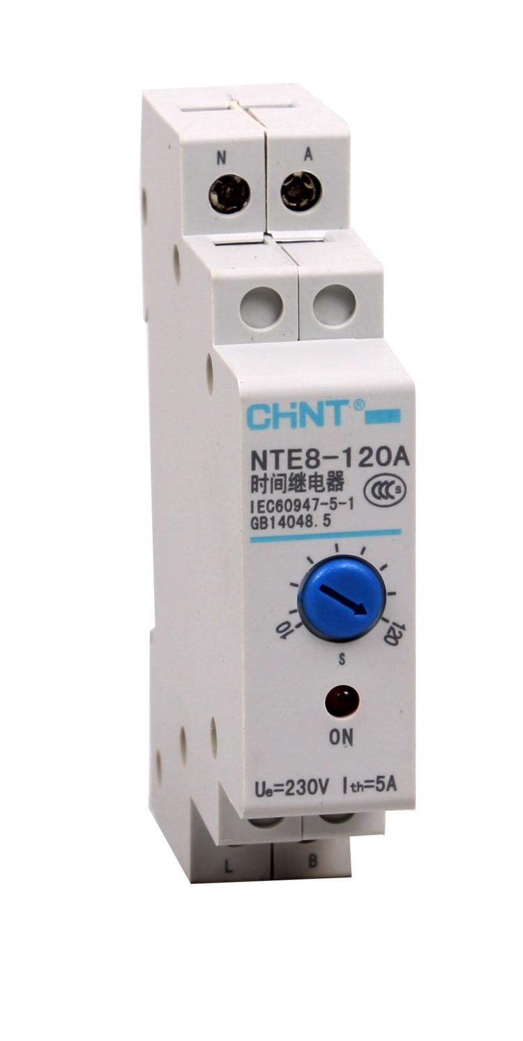 Usd 1092 Chint Time Relay Nte8 10b 120b 480b Power Delay Ac230v Circuit Spot The Same Day Delivery