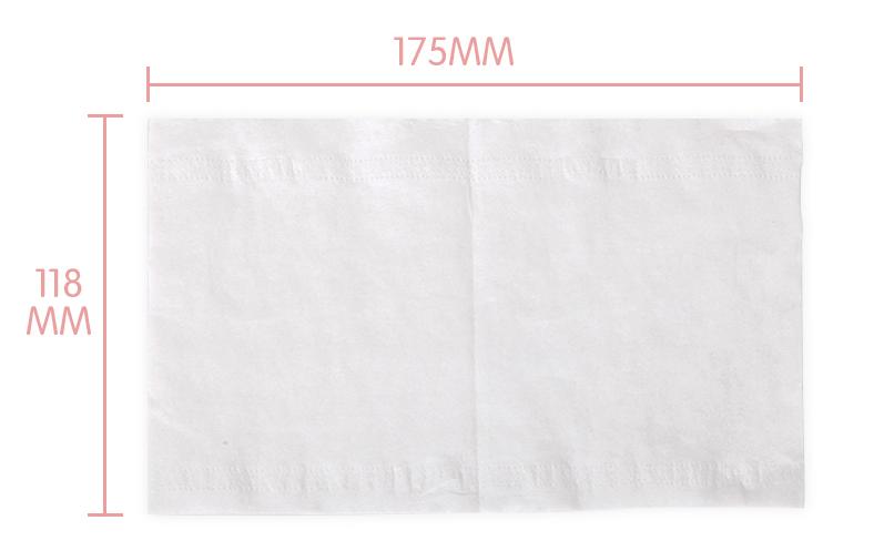 40包植护餐巾纸家用压花卫生纸巾
