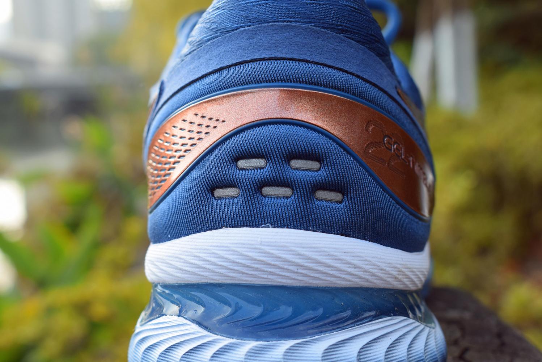 Nimbus22跑鞋实力均衡适用性广12