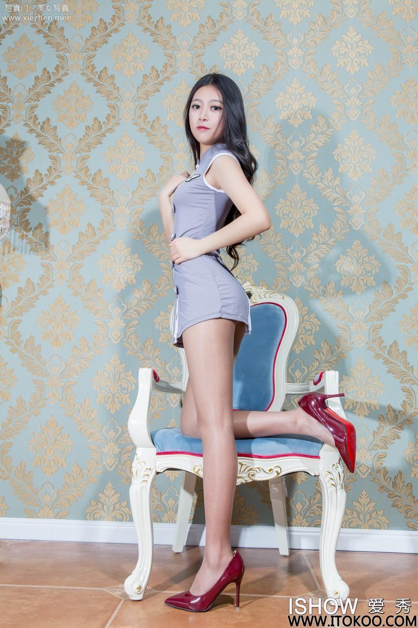 [ISHOW爱秀]2017-05-06 NO.101 余诗婧Jenny